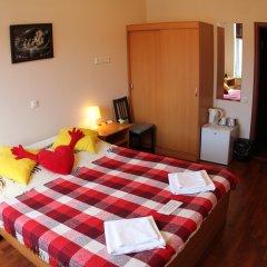 Мини-отель Мансарда Номер Комфорт с разными типами кроватей фото 2