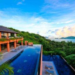 Sri Panwa Phuket Luxury Pool Villa Hotel 5* Вилла с различными типами кроватей фото 46