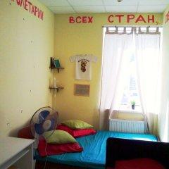 Hostel RETRO Номер с общей ванной комнатой с различными типами кроватей (общая ванная комната) фото 4