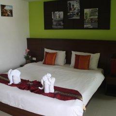 Green Harbor Patong Hotel 2* Стандартный номер разные типы кроватей фото 2
