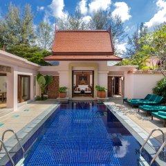 Banyan Tree Phuket Hotel 5* Вилла разные типы кроватей фото 16