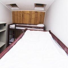 Хостел Лофт Кровать в общем номере с двухъярусной кроватью фото 5