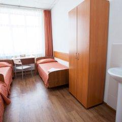 Гостиница Солнечная Кровать в женском общем номере с двухъярусными кроватями