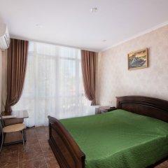 Гостиница Луч Номер Комфорт с различными типами кроватей