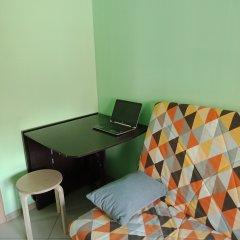 Хостел Меридиан на Фортунатовской Стандартный номер с различными типами кроватей фото 2