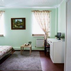 """Гостиница """"Каширская"""" Тюмень Центр 3* Стандартный номер разные типы кроватей фото 2"""