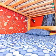 Хостел Наполеон Кровать в общем номере с двухъярусной кроватью фото 4