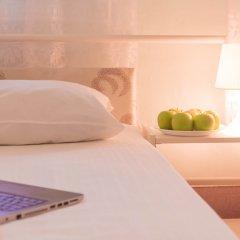 Гостиница Андрон на Площади Ильича Стандартный номер разные типы кроватей фото 5