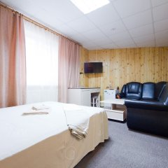 Гостиница Сибирь 3* Студия разные типы кроватей