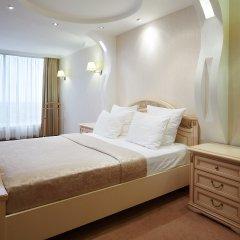 Гостиница Евроотель Ставрополь 4* Люкс с разными типами кроватей фото 5