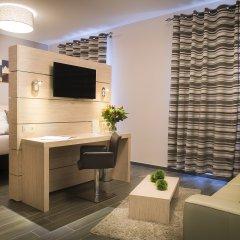 Отель Aero44 Бельгия, Виллер-ла-Виль - отзывы, цены и фото номеров - забронировать отель Aero44 онлайн комната для гостей фото 4