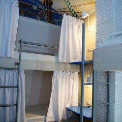 Хостел Артбухта Семейный номер категории Эконом с различными типами кроватей (общая ванная комната)