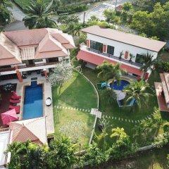 Отель Villa Laguna Phuket 4* Вилла с различными типами кроватей фото 27