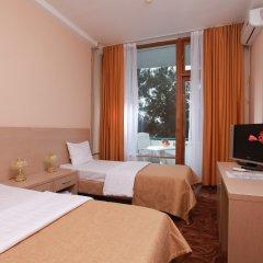 Гостиница Санаторно-курортный комплекс Знание 3* Стандартный номер с разными типами кроватей фото 4