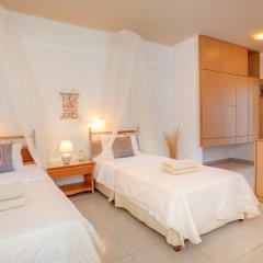 Notos Heights Hotel & Suites 4* Улучшенные апартаменты с различными типами кроватей фото 6