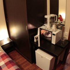 Мини-отель Мансарда Стандартный номер с двуспальной кроватью фото 3