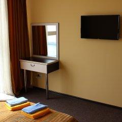 Гостиница Илиада Стандартный номер с разными типами кроватей фото 5
