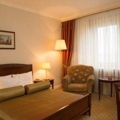 """Гостиница """"Президент-отель"""" 4* Стандартный номер с различными типами кроватей фото 2"""