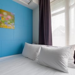 Гостиница Live Стандартный номер с различными типами кроватей фото 6