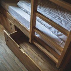 Хостел DREAM Hostel Warsaw Кровать в общем номере с двухъярусной кроватью фото 4
