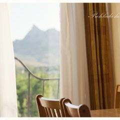 Гостиница Prohlada Breeze Номер Комфорт с различными типами кроватей фото 6