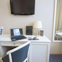 Гостиница Астон 4* Стандартный номер с различными типами кроватей фото 4