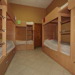 Hostel Podvorie Кровать в общем номере с двухъярусной кроватью фото 5