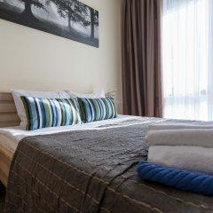 Апарт-Отель Skypark Улучшенные апартаменты с разными типами кроватей фото 17