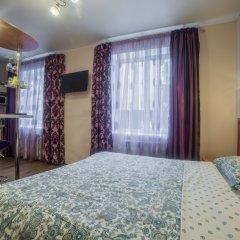 Гостиница Теремок Пролетарский комната для гостей