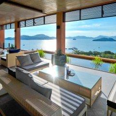 Sri Panwa Phuket Luxury Pool Villa Hotel бассейн фото 2