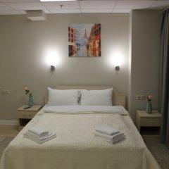 Город Отель Стандартный номер разные типы кроватей