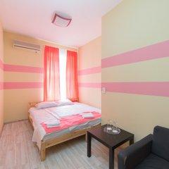 Мини-Отель Компас Номер с общей ванной комнатой с различными типами кроватей (общая ванная комната) фото 2
