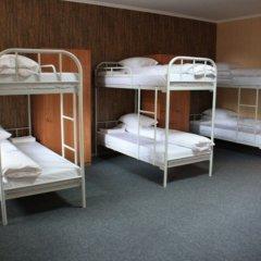 Хостел Зебра Кровать в общем номере двухъярусные кровати фото 2