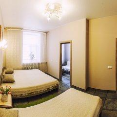 Мини-Отель Меланж Стандартный номер с различными типами кроватей фото 10