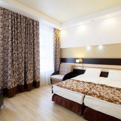 Гостиница Привилегия 3* Улучшенный номер с различными типами кроватей фото 9