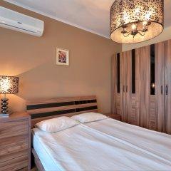 Апарт-Отель Golden Line Улучшенные апартаменты с различными типами кроватей фото 2