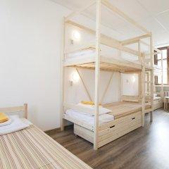 Мини-отель City-hostel Кровать в общем номере с двухъярусной кроватью