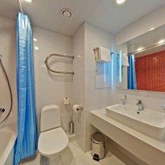 Гостиница Севастополь Модерн 3* Стандартный номер двуспальная кровать фото 11