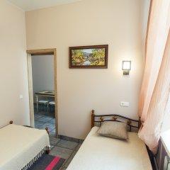 Мини-Отель Меланж Стандартный номер с различными типами кроватей фото 18