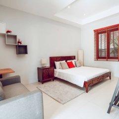 Отель Villa Laguna Phuket 4* Стандартный номер с различными типами кроватей фото 2