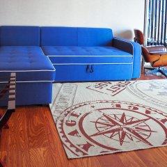 Гостевой Дом Семь Морей Номер Делюкс разные типы кроватей фото 4
