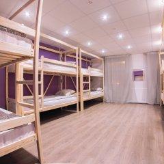 Хостел ULA Кровать в общем номере с двухъярусной кроватью фото 3