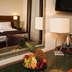 Hotel Galileo Prague 4* Улучшенный номер с различными типами кроватей фото 4