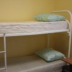 Хостел Москвич Кровати в общем номере с двухъярусными кроватями фото 3