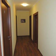 Гостиница Сансет 2* Номер с общей ванной комнатой с различными типами кроватей (общая ванная комната) фото 12