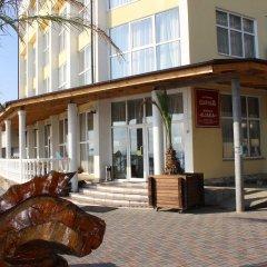 Гостиница Илиада вид на фасад фото 2
