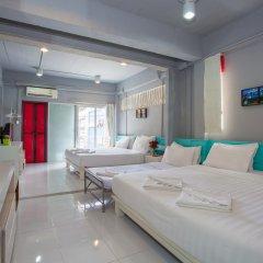 Апарт-Отель The Oddy Hip комната для гостей фото 5
