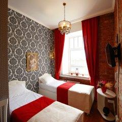 Гостиница Art Nuvo Palace 4* Стандартный номер с различными типами кроватей фото 6
