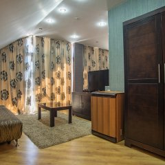 Аибга Отель 3* Студия с разными типами кроватей фото 7