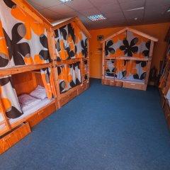 Гостиница Dom Solntsa Кровать в мужском общем номере с двухъярусной кроватью фото 3